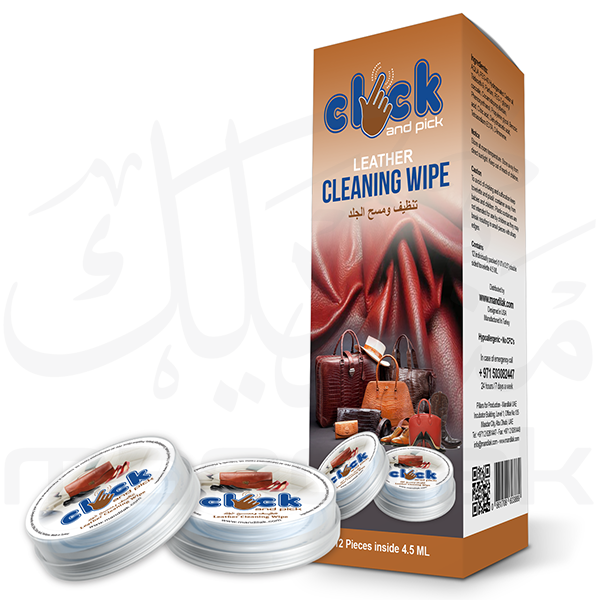 Leather Cleaning Wipe4