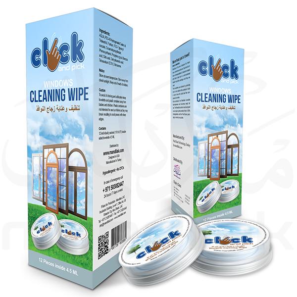 Window Cleaning Wipe3